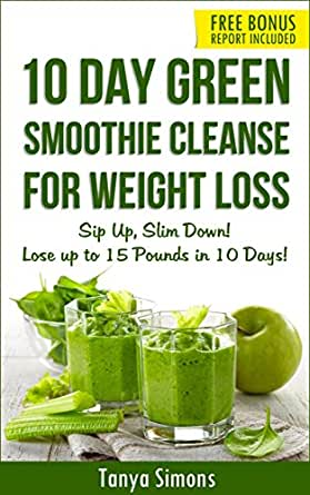 10 day green smoothie cleanse sip up slim down lose upto 15 lbs print list price 1999 fandeluxe Choice Image