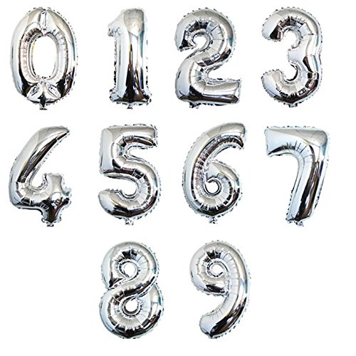 16-silver-0-9-number-balloons-foil-balloons-mylar-balloons-for-party-decorations-party-supplies