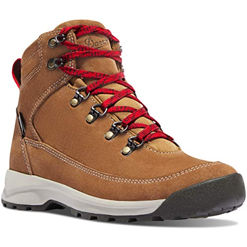 "Danner Women's 30131 Adrika Hiker 5"" Waterproof Hiking Boot, Sienna - 6.5 M"