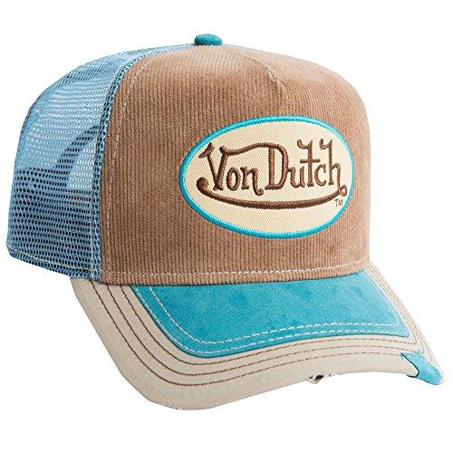 von-dutch-mens-hat-asst-brown-cord-lt-blue