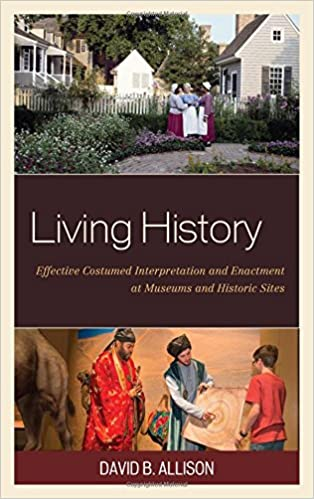 Title Image from Living History by David B. Allison