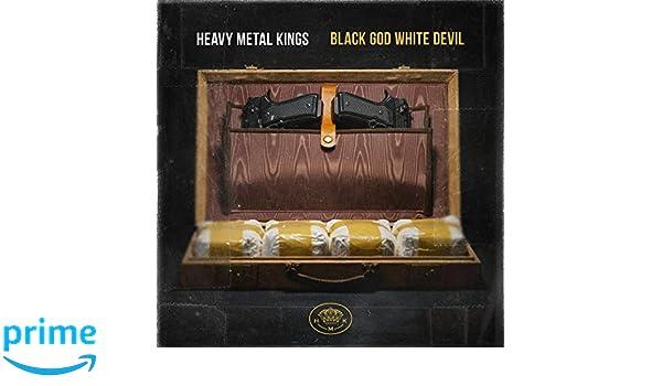 Black god white bottom