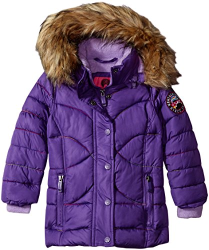 825cae334 Galleon - Weatherproof Little Girls  Outerwear Jacket (More Styles ...