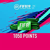 FIFA 19: 1050 FIFA Points - PS4 [Digital Code]