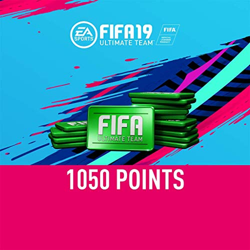 FIFA 19: 1050 FIFA Points - PS4 [Digital Code] (Fut Coins)