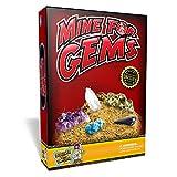 gem set - Mine for Gems Science Kit – Dig Up 10 Brilliant Gemstones