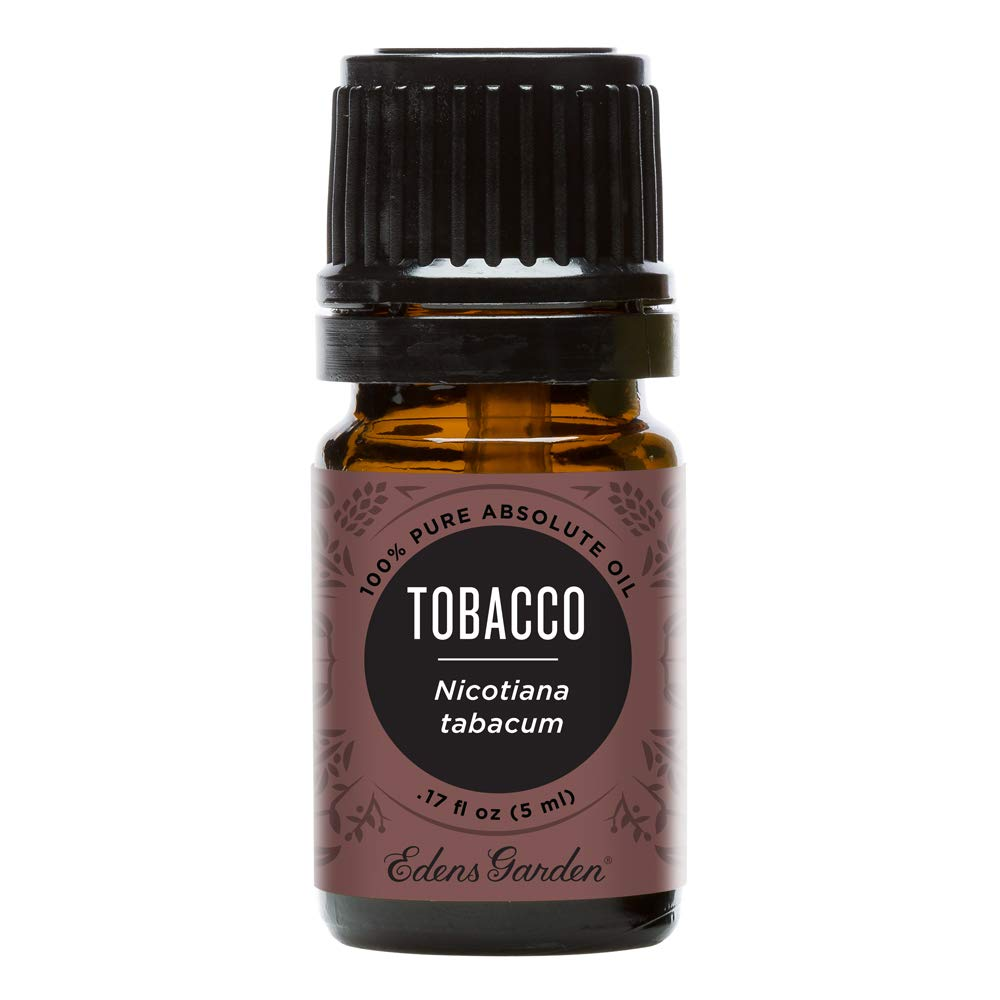 Edens Garden Tobacco- Absolute Essential Oil, 100% Pure Therapeutic Grade, 5 ml