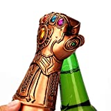 electronic cookie jar - Aolvo Beer Bottle Opener, Marvel Studios Infinity War Infinity Gauntlet Thanos Glove Beer Wine Bottle Cap Opener,Great for for Bar, Party, Beer Lovers, Excellent Birthday Gifts for Kids Marvel Fans
