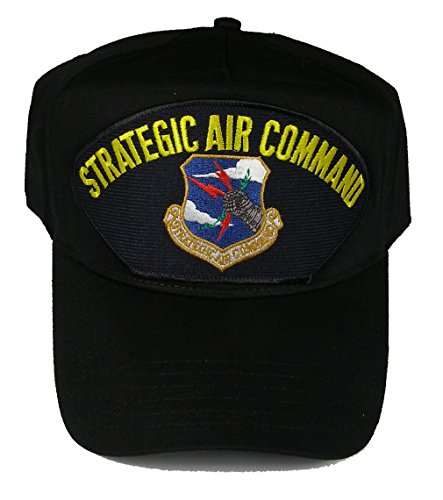 strategic-air-command-hat-with-sac-shield-black-veteran-owned-business