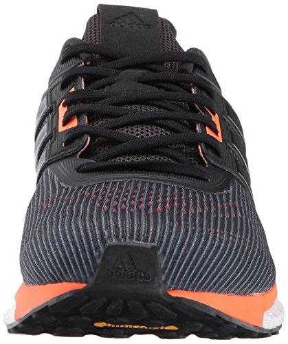 adidas Men's Supernova M Running Shoe Utility Black/Black/Solar Orange discount wholesale price outlet best prices wide range of sale online cheap discounts clearance 100% authentic 4PuIB
