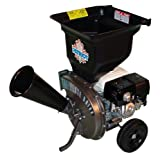 Patriot Products CSV-3090H 9 HP OHV Honda GX Gas-Powered Wood Chipper/Leaf Shredder
