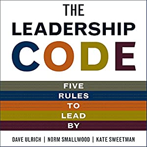 The Leadership Code Hörbuch