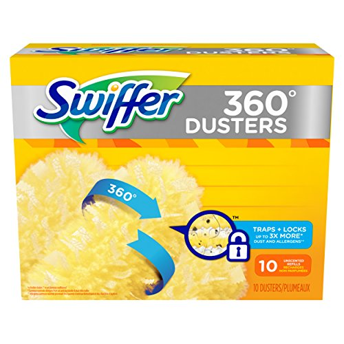 Swiffer 360 Duster Refills, 10 Ct (Old Version)