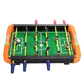 MINI Joueur Jouet jeux Baby-foot Football de Table Ancien Plastique PR Tiges  36.7 bf7b63895a4d