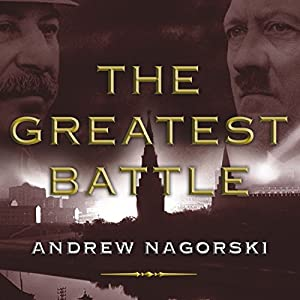 The Greatest Battle Hörbuch