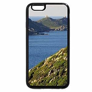 iPhone 6S / iPhone 6 Case (Black) Ajccio-Corsica