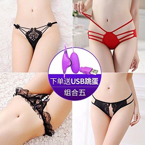 Xiaogege 20 Pantaloni Con Divertimento Color Femminile Intimo T 1 Interessante Di Senso Colore Il Pantaloni Un BrZgwB4xq