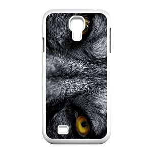 Samsung Galaxy S4 9500 Cell Phone Case White Werewolf Durable Customized Phone Case Cover XPDSUNTR07288
