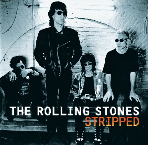 Original album cover of Stripped by The Rolling Stones