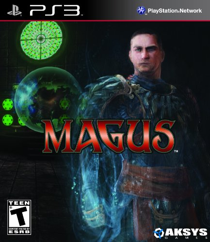 Magus – Playstation 3