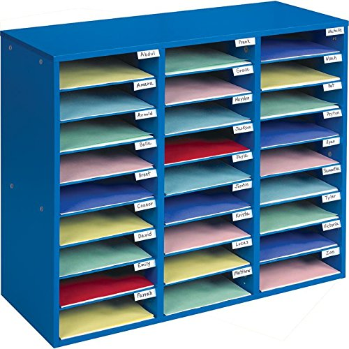 Really Good Stuff Classroom Mail Center - 27 Slots by Really Good Stuff