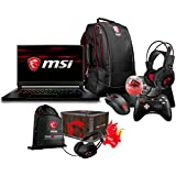 MSI GS65 Stealth THIN-053 (i7-8750H, 32GB RAM, 512GB NVMe SSD, NVIDIA GTX 1070 8GB, 15.6 Full HD 144Hz 7ms, Windows 10 Pro) VR Ready Gaming Notebook