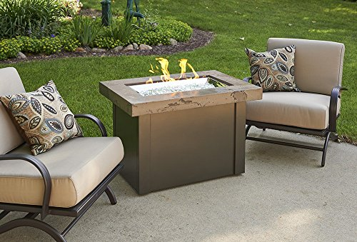 Build your own Fire Table (DIY Plans) Fun to build!! (Build Concrete Own Patio Your)