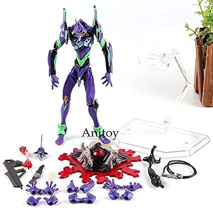 Amazon.com: 16cm (6.3 inch) Neon Genesis Evangelion PVC ...