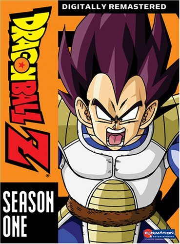 DragonBall Z: Season One (REGION 1) (NTSC) [DVD] [US Import] (Dbz Tv Online)