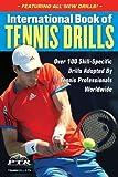 International Book of Tennis Drills, Professional Tennis Registry, 1600788297