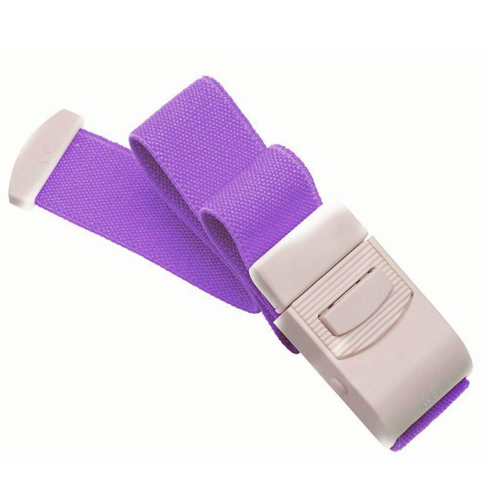 Gotian Flexible Emergency Tourniquet Buckle Quick Slow Release Medical Paramedic Outdoor (Purple)
