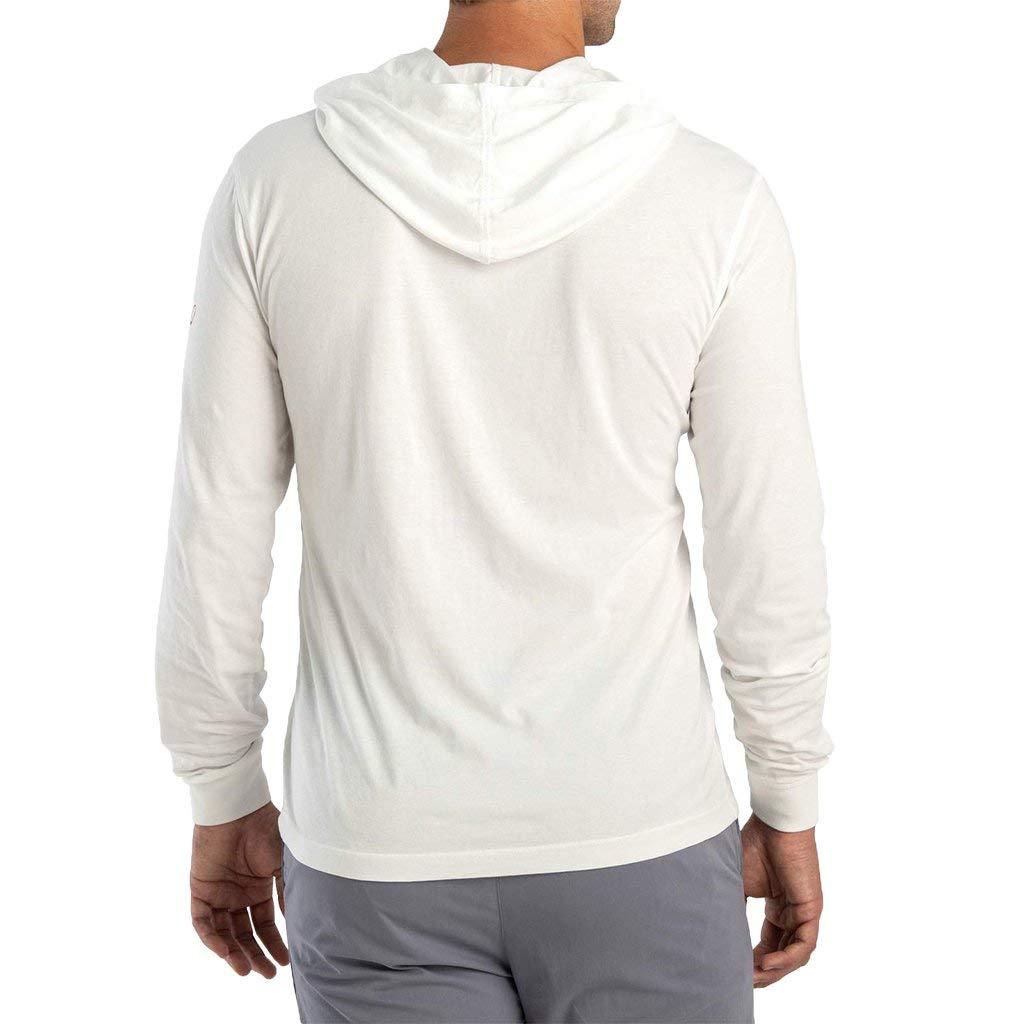 johnnie-O Eller Hooded T-Shirt Big Sky