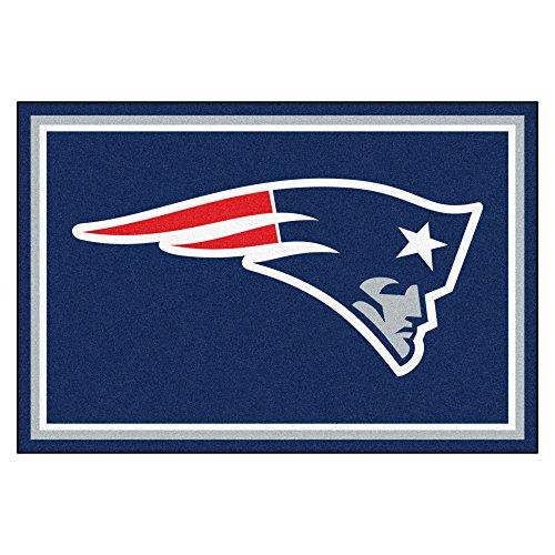 New England Patriots 5x8 Rug - 2