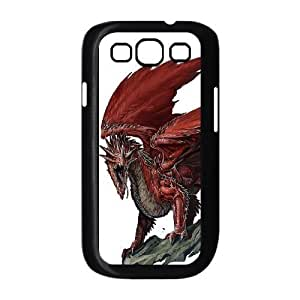 Case Of Red Dragon Customized Hard Case For Samsung Galaxy S3 I9300