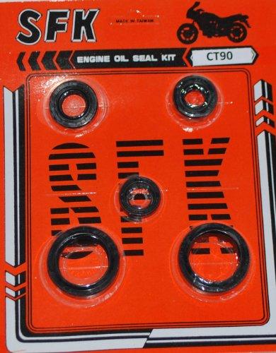 honda ct90 engine - 2