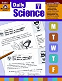 Evan-Moor Daily Science Teacher's Edition for Grade 2 - 30 Weeks of Instruction of Classroom Inquiry-based Science Activities