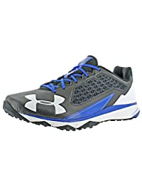 Under Armour Mens Deception Trainer Charged Clutch Fit Baseball Shoes