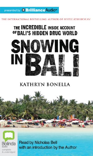 Snowing in Bali by Bolinda Audio