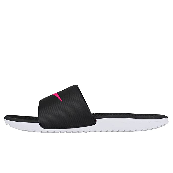 Nike Kawa Slide Sandalen Nikeletten Sandals (40 1 EUschwarz