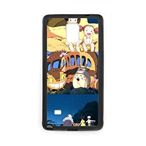 Classic Case My Neighbor Totoro pattern design For Samsung Galaxy Note 4 Phone Case