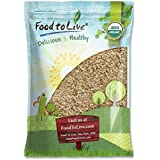 Organic Rolled Oats by Food to Live (Old-Fashioned, 100% Whole Grain, Non-GMO, Kosher, Bulk, Product of the USA) — 5 Pounds
