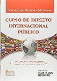 capa de Curso de Direito Internacional Público