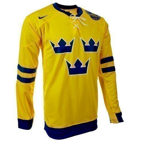 Schweden Eishockey Trikot Nike 265238-749, Gr. M
