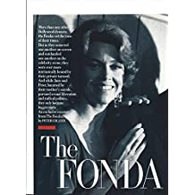 "Article & Photo Set With The Fonda Family ""The Fonda Factor"""