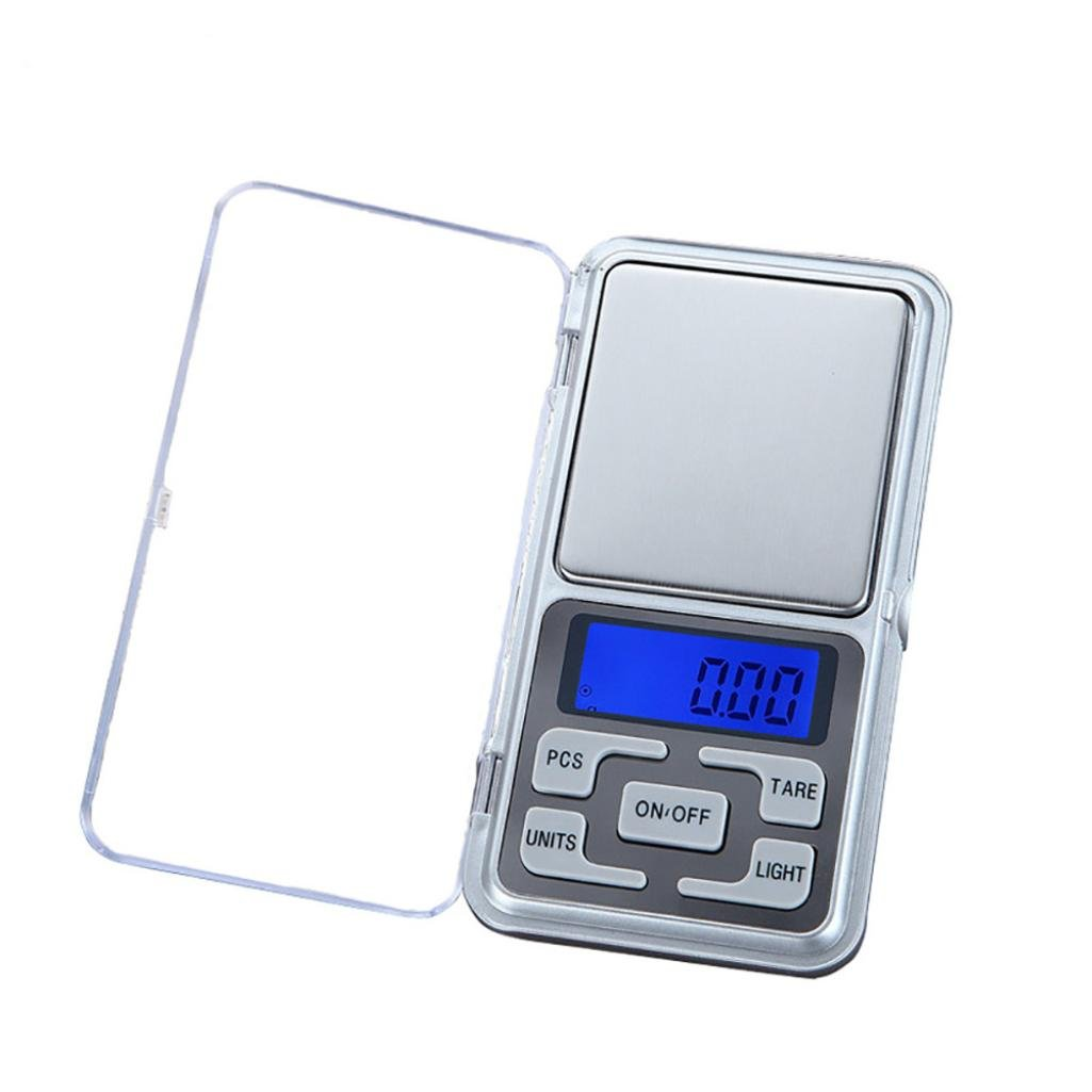 Oldeagle 0.01g Precision LED Digital Scales for Gold Jewelry Weight Electronic Scale 200g
