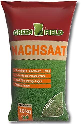 Greenfield Nachsaat Rasenreparaturmischung, 10 kg