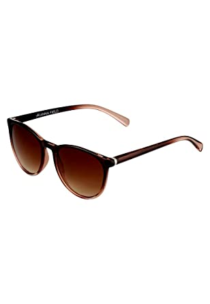 Anna Field Lunettes de soleil pour femmes tendance - marron clair, One Size 9c91ae889321