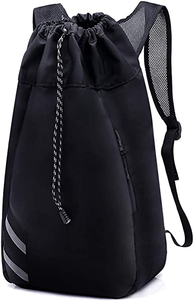 Heavy Duty Sport Backpack Waterproof Daypack Work Gym Rucksack for Women Men