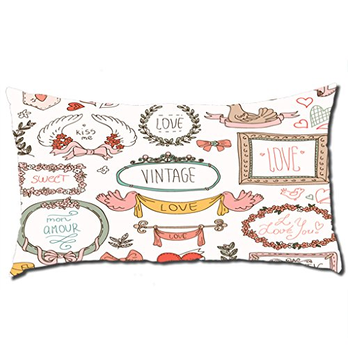Largo de la funda de almohada fundas de almohada decorativa ...