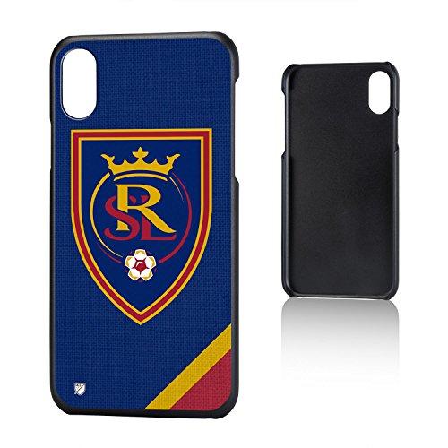 Keyscaper MLS Real Salt Lake Solid Slim Case for iPhone X, Black by Keyscaper
